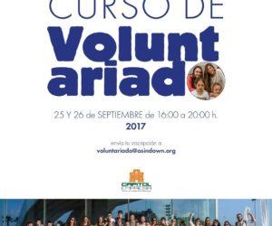 Curso de Voluntariado de Asindown